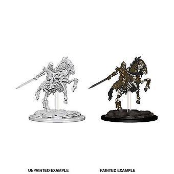 Dungeons & Dragons WizKids Pathfinder Deep Cuts Omålade miniatyrer: Skeleton Knight on Horse