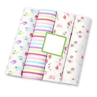 new a15 4pcs newborn baby bed sheet bedding set sm17955