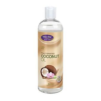 Life-Flo  Fractionated Coconut Oil, 16 oz