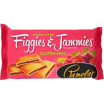 Pamelas Cookie Fgg&Jmms Rspbry&Fi, prípad 6 X 9 Oz