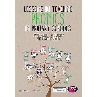 Leçons d'enseignement de la phonétique dans les écoles primaires par David Waugh