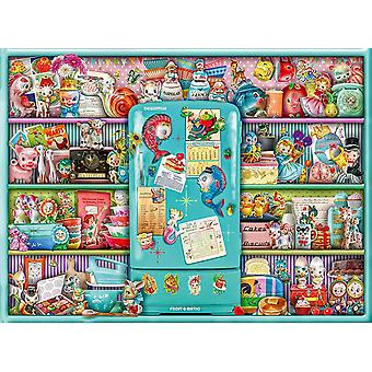 Ravensburger Kitschy Kitchen Jigsaw Puzzle (500 Pieces)