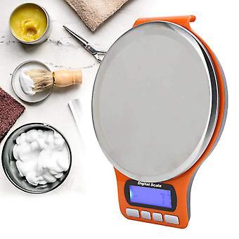 مقياس رقمي إلكتروني، مطبخ مجوهرات الشعر صبغ كريم