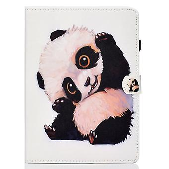 Case For Ipad Pro 12.9 2020 Cover With Auto Sleep/wake Pattern Magnetic - Cute Panda
