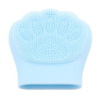 Face Cleansing Deep Exfoliating Skin Cleaning Silicone Brush