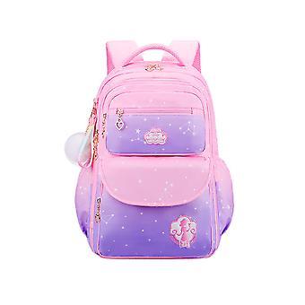 YANGFAN Mädchen Rucksack Schulbuchtasche