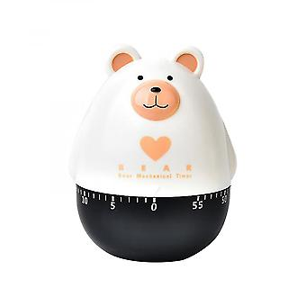 Kitchen Timer Analogue Alarm Gadget Bell Time Food Timer Cooking Chef
