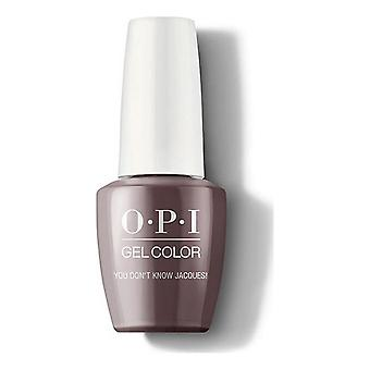nail polish You Don'T Know Jacques Opi Brown (15 ml)