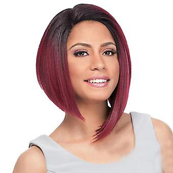 Fashionable Short Straight Wig For Women