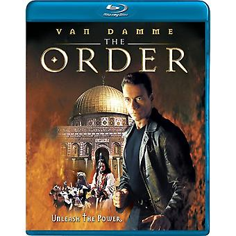 The Order [Blu-ray] [BLU-RAY] USA import