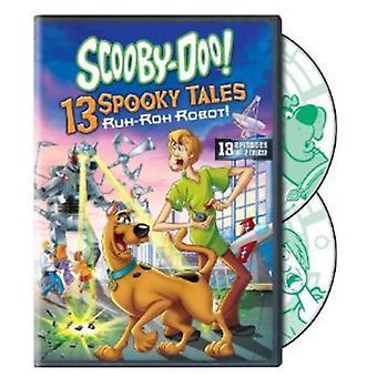 13 skumle historier Ruh-Roh Robot! [DVD] USA import