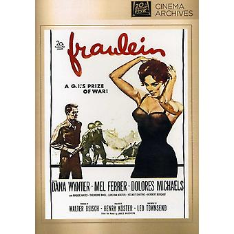 Fraulein [DVD] USA import