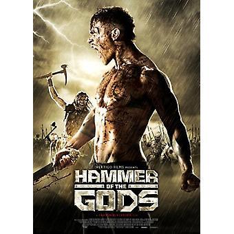 Martelo da importação EUA deuses [DVD]