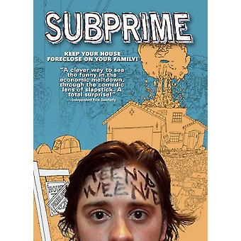 Subprime [DVD] USA import
