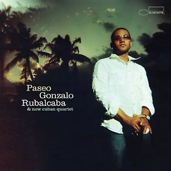 Gonzalo Rubalcaba - importation USA Paseo [CD]