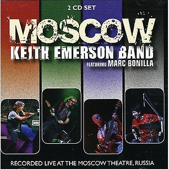 Keith Emerson Band - Moscow [CD] USA import