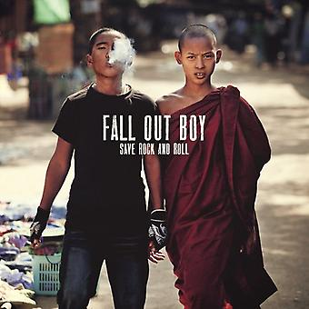 Fall Out Boy - Save Rock & Roll [CD] USA import