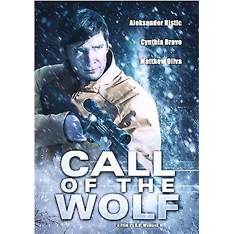 Call of the Wolf [DVD] USA import