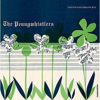 Pennywhistlers - Pennywhistlers [CD] USA importar