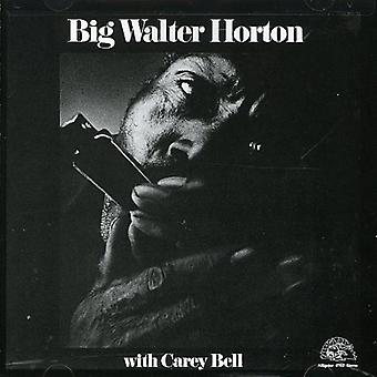 Walter Horton - Carey Bell [CD] USA tuonti