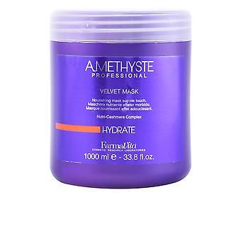 Farmavita Amethyste Hydrate Velvet Mask 250 Ml Unisex