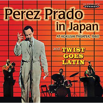 Perez Prado - Prado in Japan & Twist Goes Latin [CD] USA import