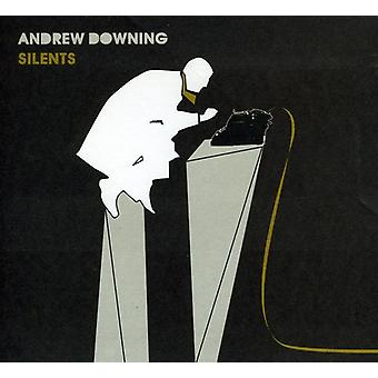 Andrew Downing - Silents [CD] USA import