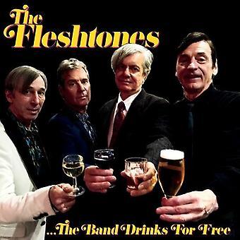 The Fleshtones - Band Drinks for Free [CD] USA import