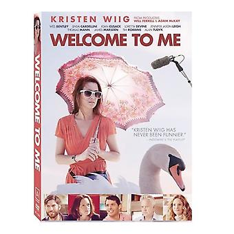 Welcome to Me [DVD] USA import