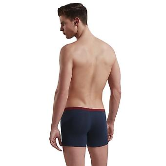 Doreanse 1720 Men's Grey Cotton and Modal Fitted Boxers