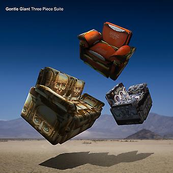 Gentle Giant - Suite mit 3 Stück (Steven Wilson Mix) [CD] USA Import