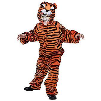 Tigre Amari bambini costume costume animale ragazza ragazzo