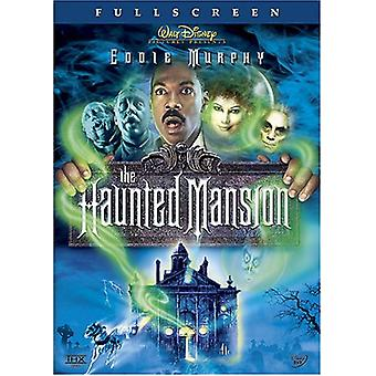 Haunted Mansion [P & S] [DVD] USA import