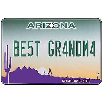 Arizona - beste oma License Plate auto luchtverfrisser