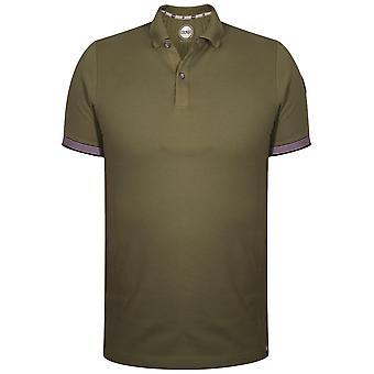 Colmar Colmar Khaki Green Polo Shirt