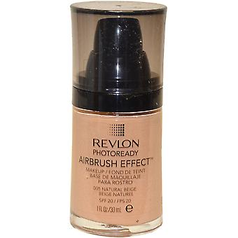 Photoready by Revlon Airbrush Effect Makeup SPF20 30ml Natural Beige #005