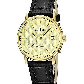 Candino mens Bracelet Watch of classic C4489-2