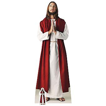 Jesus Christ Lifesize Carton Découpe / Standee / Standup / Standee