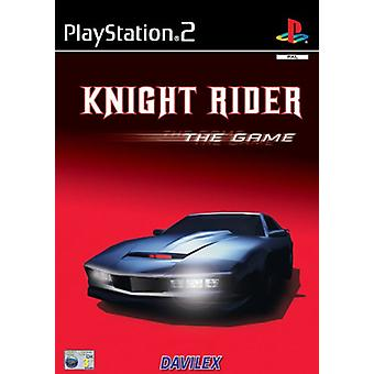 Knight Rider (PS2) - Neue Fabrik versiegelt