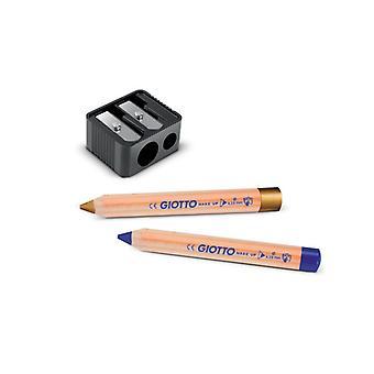 Giotto Make Up Pencil Sharpener 2 Hole