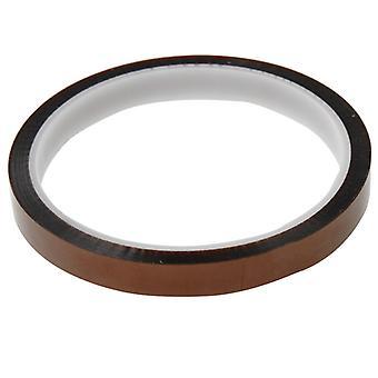 10mm wide Kapton tape BGA PCB SMT 300 ° Rotary Beeding heat resistant