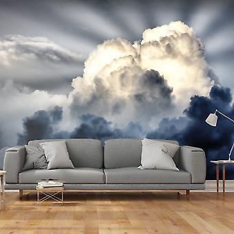 Fotomural - Raios no céu