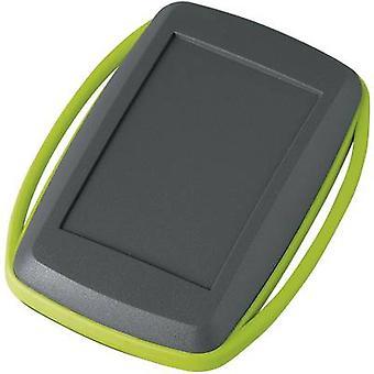 OKW MINITEC D9006178 Hand-held casing 78 x 48 x 20 Plastic Lava, Green 1 Set