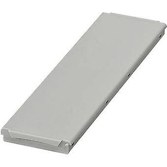 Phoenix Contact BC 161,6 DKL R KMGY DIN rail kotelo (kansi) 45 x 161,6 x 8 polykarbonaatti (PC) Light grey 1 PCs()