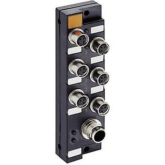 לוביברג אוטומציה ASBSM 6/LED 3 65346 חיישן & למפעיל תיבת (פאסיב) מפצל M8 + פלדה פתיל 1 pc (עם)