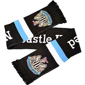 Newcastle United FC-Streifen-Schal