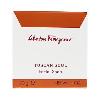 Salvatore Ferragamo Toskánska Soul Soap1.0oz/30g, každý