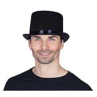 Valec Black Hat príslušenstvo Karneval Halloween