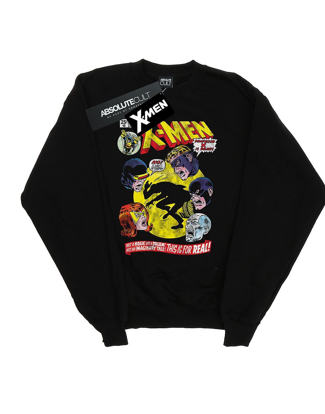 Marvel Girls X-Men Professor X Is Dead Sweatshirt