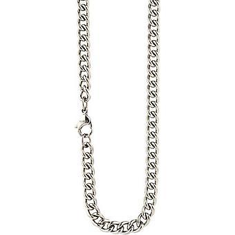 Ti2 Titanium Curb Chain - Silver